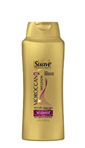 Suave Professionals Moroccan Infusion Color Care Shampoo 28 oz