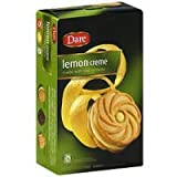 Dare, Lemon Creme Sandwich Cookies, 12.3oz Box (Pack of 4)