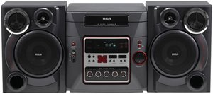 best price rca rs2654 300 watts 5 disc cd changer