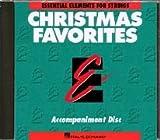 echange, troc F. Abt - Christmas Favorites - CD Accompaniment Essential Elements for Strings