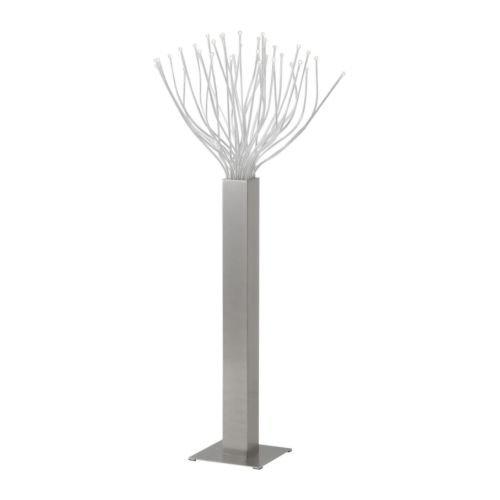Stranne,Led Floor Lamp, Steel