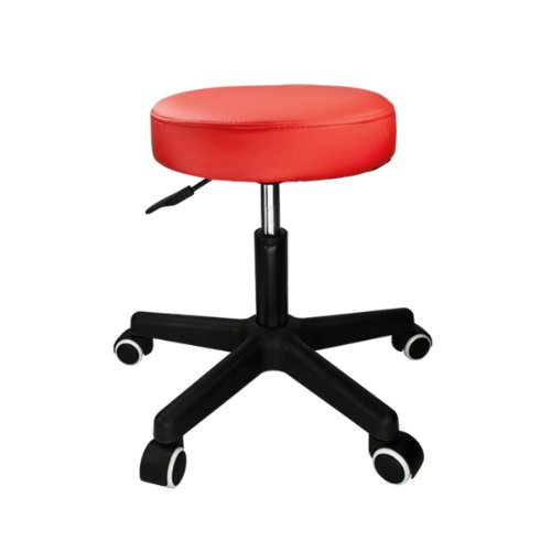 Barber Red Hydraulic Stool Chair Facial Salon Tattoo Beauty front-43728