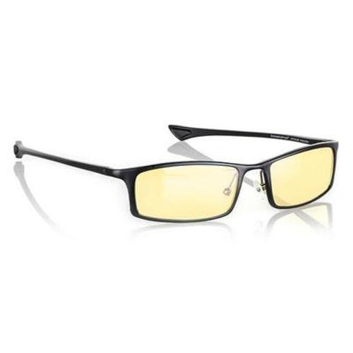 Review Gunnar Optiks ST002-C001 Phenom Full Rim Ergonomic Advanced Computer Glasses with Amber Lens ...