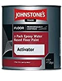 Johnstones Water Based Floor Paint Dark Grey 5 LITRE