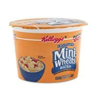 - Breakfast Cereal, Frosted Mini Wheats, Single-Serve, 6/Box
