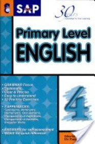 SAP Primary Level English Book 4