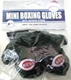 Cincinnati Reds Mirror Mini Boxing Gloves at Amazon.com