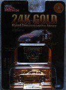 #30 1.64 SCALE: 24K GOLD PLATED COMMEMORATIVE SERIES - 50th ANNIVERSARY
