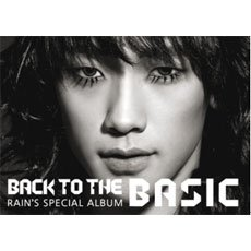 Back to the Basic: Rain's Special Album(BI06)
