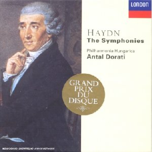 Haydn : Les Symphonies (Coffret 33 CD)