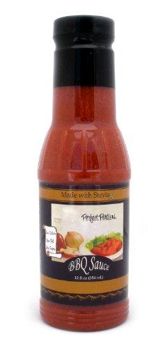 Sugar Free BBQ Sauce (Low Carb, Sugar Free, Gluten Free, Diet Friendly to Atkins, Diabetics, ...)