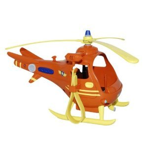 Character Fireman Sam Rescue Helicopter