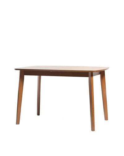 Aeon Euro Home Collection Dayton Table, Cherry