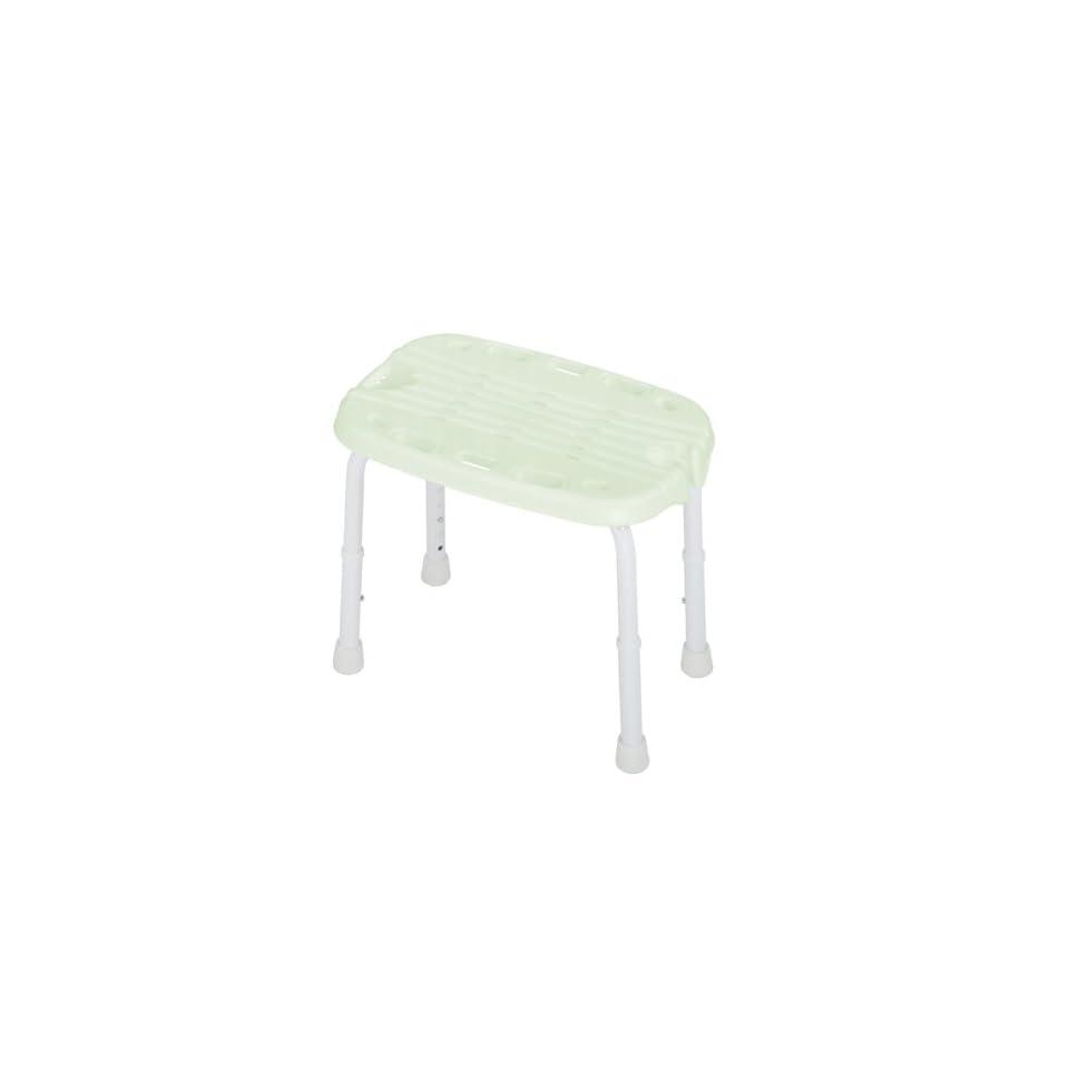 Cosco Ability Care Adjustable Bath/Shower Chair, Seafoam
