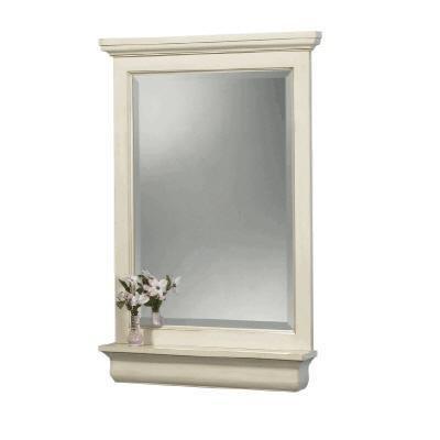White Framed Bathroom Mirrors   Bathroom Mirrors Framed White