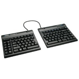 Totally Freestyle Ergonomic USB Keyboard