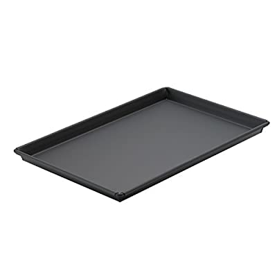 Winco SPP-1218 Sicilian Pizza Pans, 12-Inch by 18-Inch