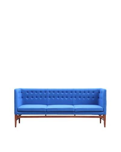 Kardiel Mayor Mid-Century Modern 3-Seat Sofa, Cashmere