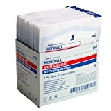 "KENDALL VERSALONTM All-purpose Sterile Sponge, 4 Ply, 4"" X 4"", 2/pk - Pack 25"