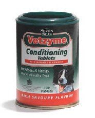Amazing Animal Vetzyme Conditioning Tablets (100) (Vetzyme Conditioning Tablets compare prices)