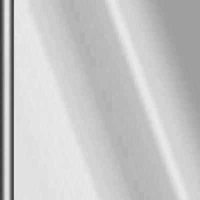 Nappe damassée 1.18 x 6 m - argent