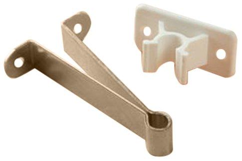 RV Designer E265 Door Holder with Metal-Plastic Clip (Rv Metal Door Holder compare prices)