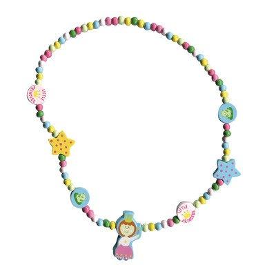 Sassafras / Wooden Bead Necklace, Princess