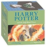 By J.K. Rowling Harry Potter and the Half-Blood Prince (Book 6 - Unabridged 17 Audio CD Set - Childrens Edition) (Unabridged) J.K. Rowling