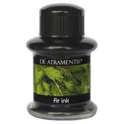 Fir Tree Scent/Fir Green Premium Handmade Fountain Pen Bottled Ink by De Atramentis