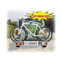 Heckfahrradträger für 3 Fahrräder