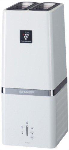 SHARP プラズマクラスターイオン発生機 ホワイト系 IG-B100-W
