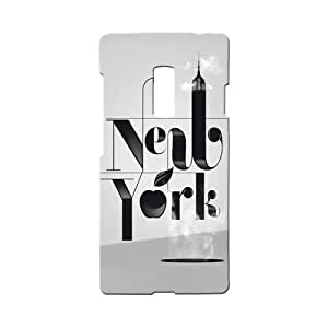 BLUEDIO Designer 3D Printed Back case cover for Oneplus 2 / Oneplus Two - G5403