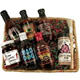 Best Seller Barbecue Gift Basket Christmas Gift Idea for Him Birthday Gift Idea