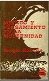 img - for Metodo y pensamiento en la modernidad (Bitacora) (Spanish Edition) book / textbook / text book