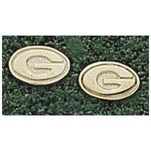 Anderson Jewelry Georgia Bulldogs 1/8 Gold Post earrings