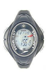 Speedo Unisex UV Sensor Polyurethane Watches #SD50534BX