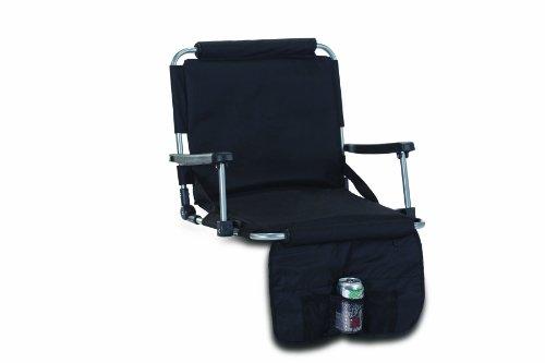 Picnic Plus Stadium Seat - Black One Size (Picnic Seat compare prices)