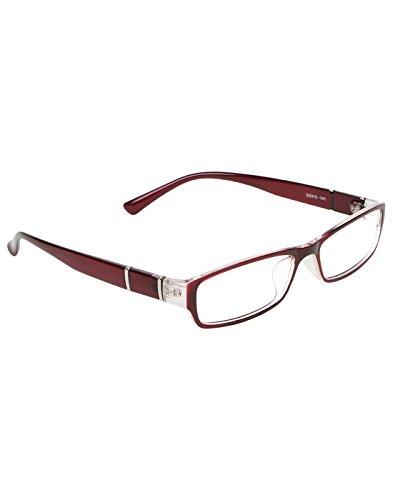 Olvin Maroon Optical Grade Spectale Frame For Men & Women (OL501-06)