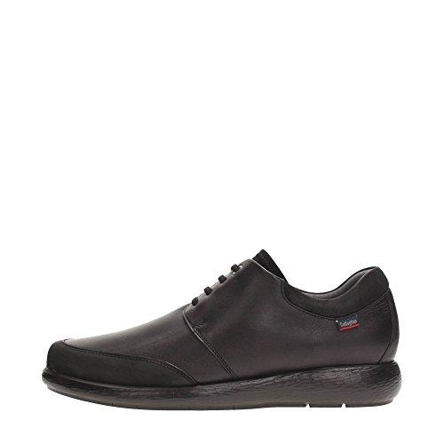 CallagHan 89500 Sneakers Uomo Pelle NEGRO NEGRO 39