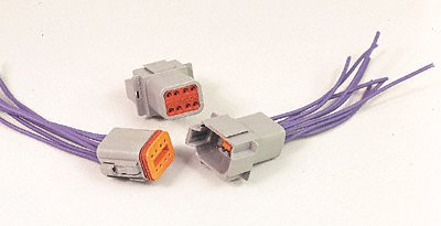 MSD Ignition 8185 Deutsch 8-Pin Electrical Wiring Connector