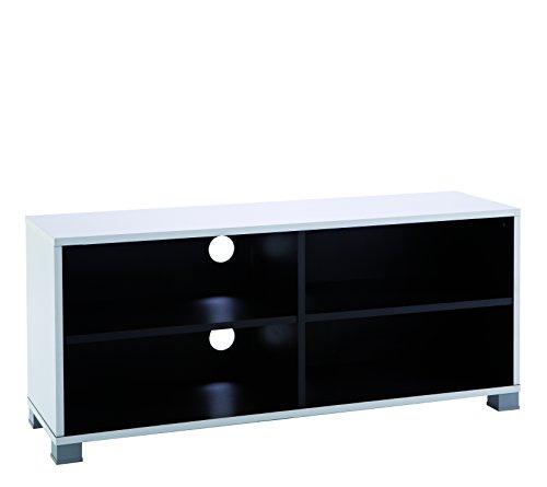 demeyere 453218 tv bank grafit wei schwarz com forafrica. Black Bedroom Furniture Sets. Home Design Ideas