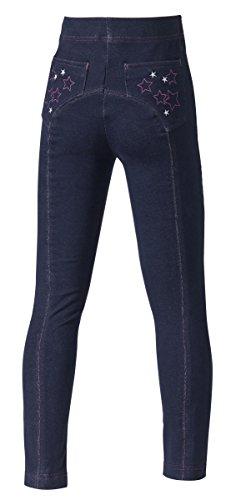 harry-hall-pantalones-de-montar-para-nina-corte-regular-diseno-de-estrella-nina-color-azul-azul-mari