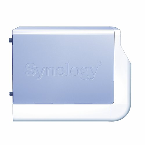 Synology DS411J/4TB 4 Bay 4TB NAS Solution (4x 1TB HDD Installed)