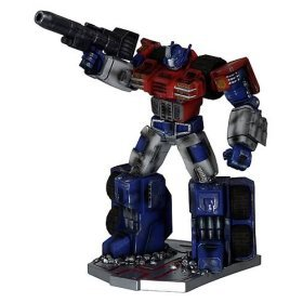 Transformers: War Within Optimus Prime Mini Statue