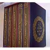 The Story of the Renaissance: The Folio Society (Five Volumes) The Flowering of the Renaissance; The Renaissance in Europe; The Florentine Renaissance; Travel and Discovery in the Renaissance; Europe from Renaissance to Reformation
