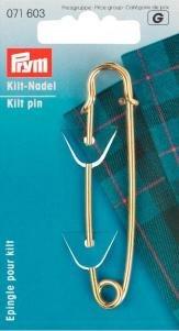 Ep. pour kilt 76mm or 1pc