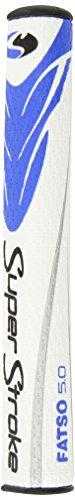 Super Stroke Fatso 5.0 Putter Grip, Blue (Super Stroke Fatso compare prices)