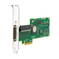 HP StorageWorks U320e SCSI Host Bus Adapter - Storage controller - Ultra320 S...