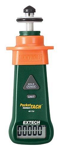 Extech 461750 Pockettach Mini Tachometer