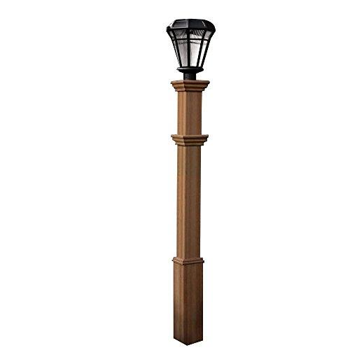 new-england-arbors-burton-72-in-composite-lamp-post